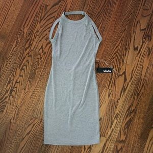 Women's LULU's mini/backless dress. XS. NWT